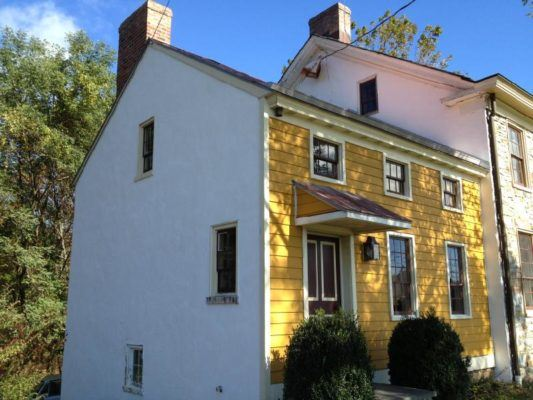 Historic Stucco Repair